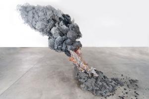 Oil Fire, 2014