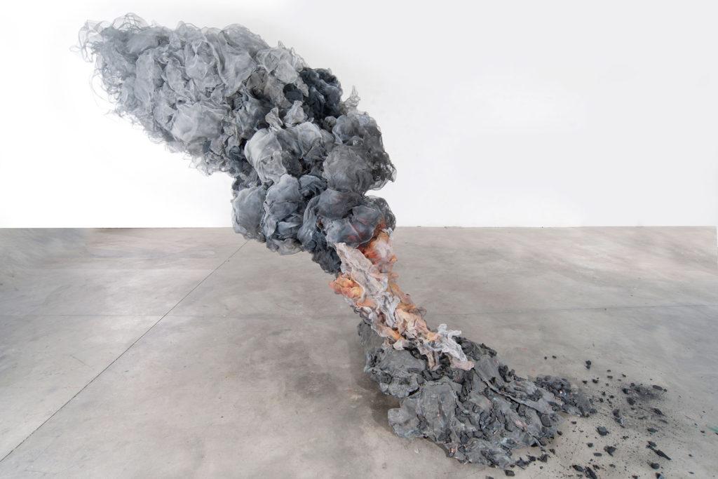 Oil Fire by Richard Friedberg